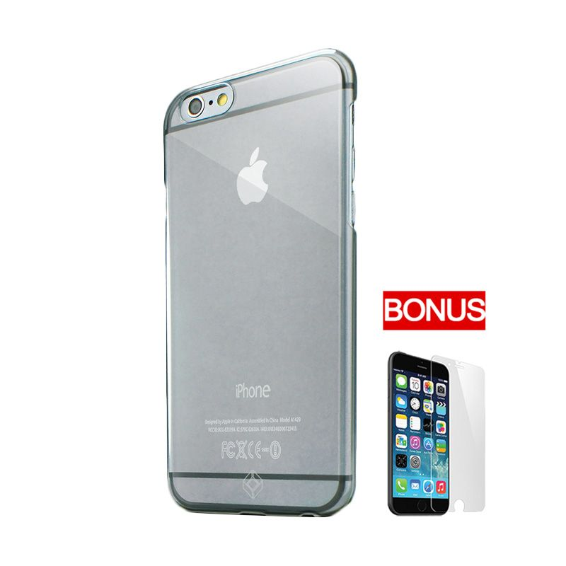 Cube iPhone 6 Case HQ Transparent SProtector Smoked Casing