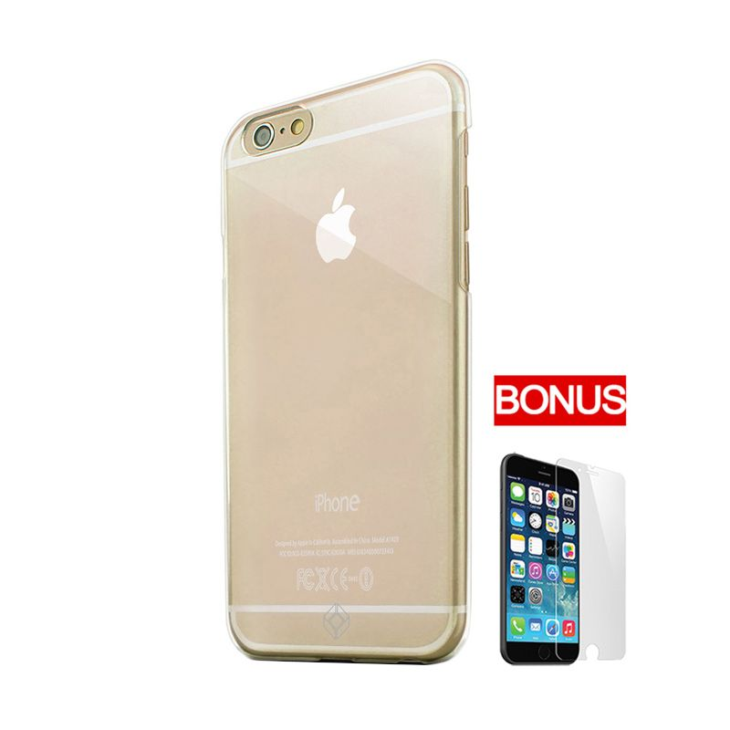Cube iPhone 6 Plus Case HQ Transparent SProtector Clear Casing
