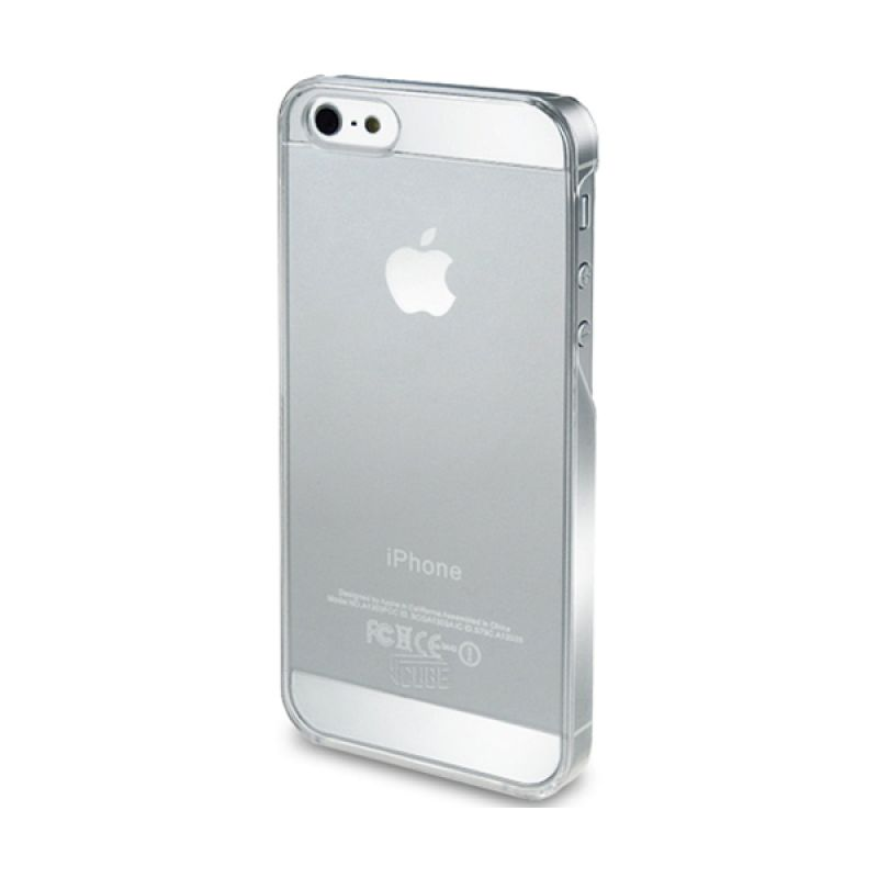 Intuitive Cube iPhone 5S S-Protector Transparent Case Clear