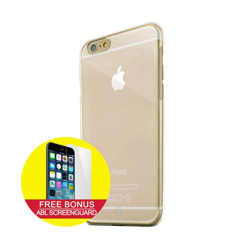 INTUITIVE CUBE iPhone 6 SProtector Transparent Case Clear