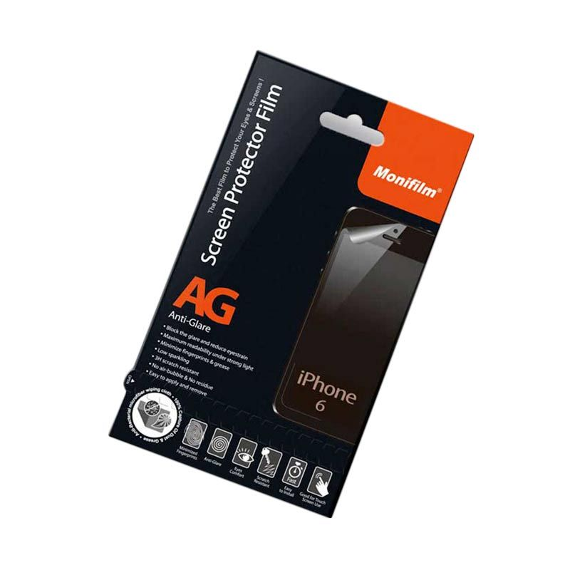 Monifilm iPhone 6 Anti Glare Screen Protector Film