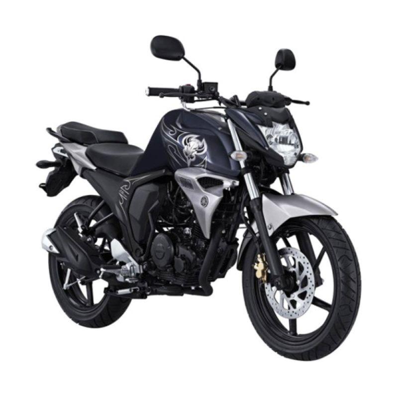 Yamaha Byson Silver Bold Sepeda Motor [OTR Bandung]