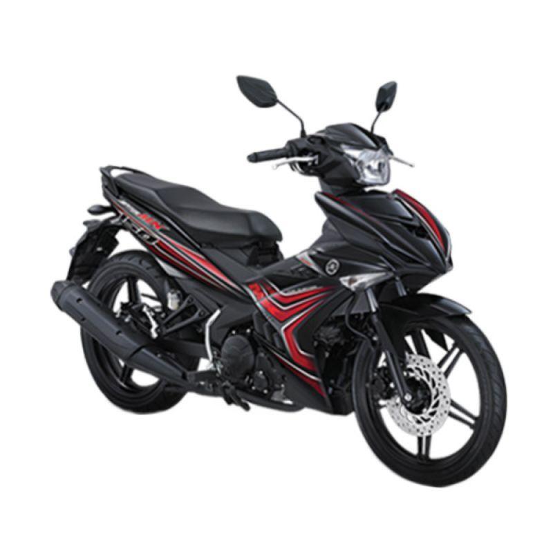 Yamaha Jupiter MX 150 Black Sniper Sepeda Motor [OTR Bandung]
