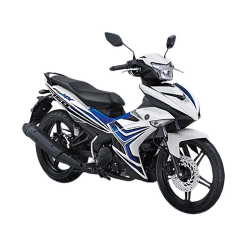 Yamaha Jupiter MX 150 Racing Blue Sepeda Motor [OTR Bandung]