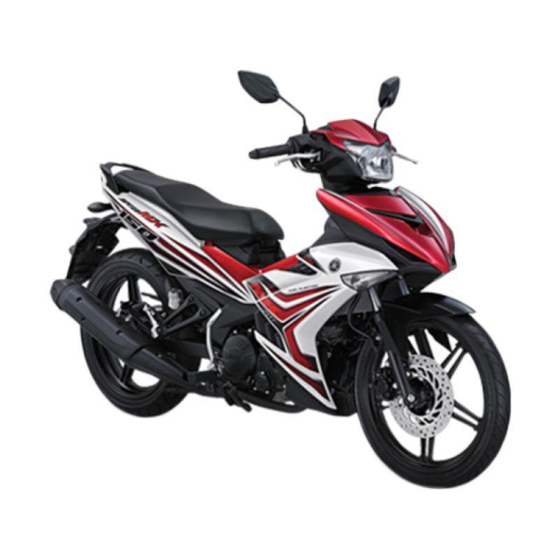 Yamaha Jupiter MX 150 Red Corner Sepeda Motor [OTR Bandung]