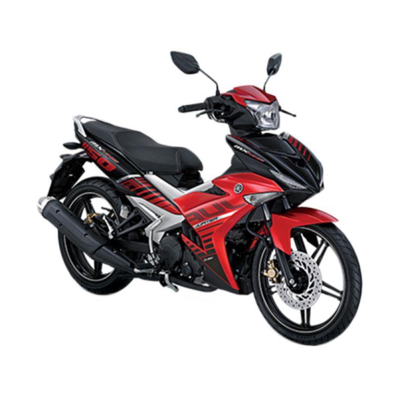 Yamaha MX King 150 Red King Sepeda Motor [OTR Bandung]