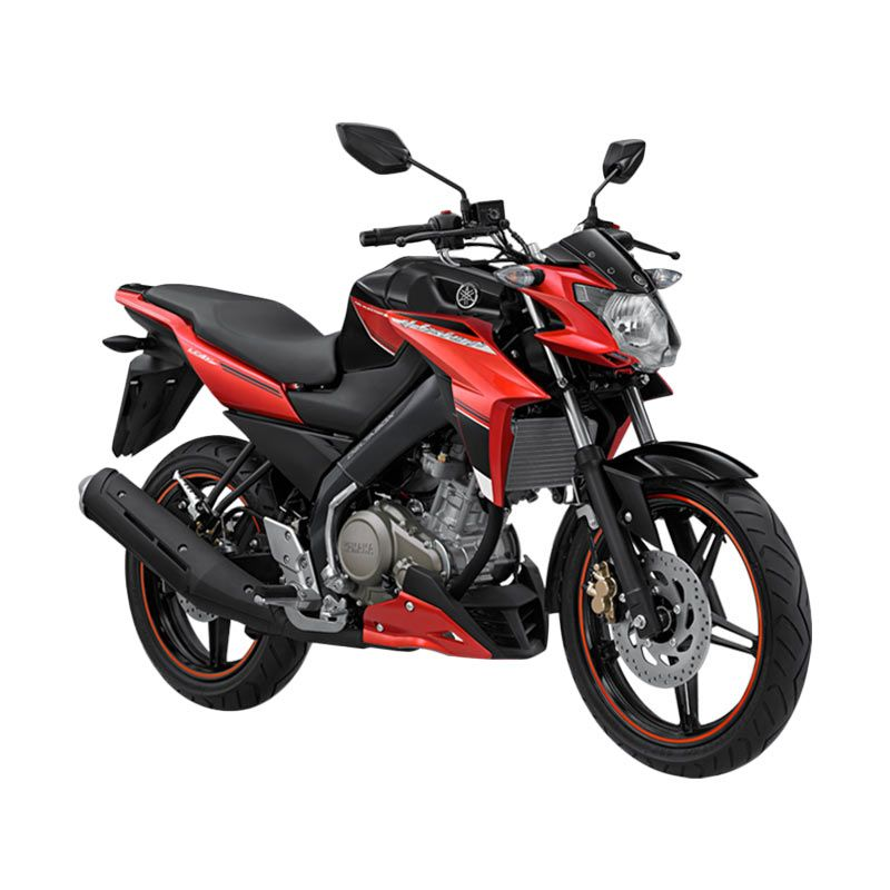 Yamaha New Vixion Advance Zeal Red Sepeda Motor [OTR Bandung]