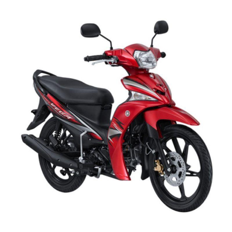 Yamaha Vega Force DB CW Red Sepeda Motor [OTR Bandung]
