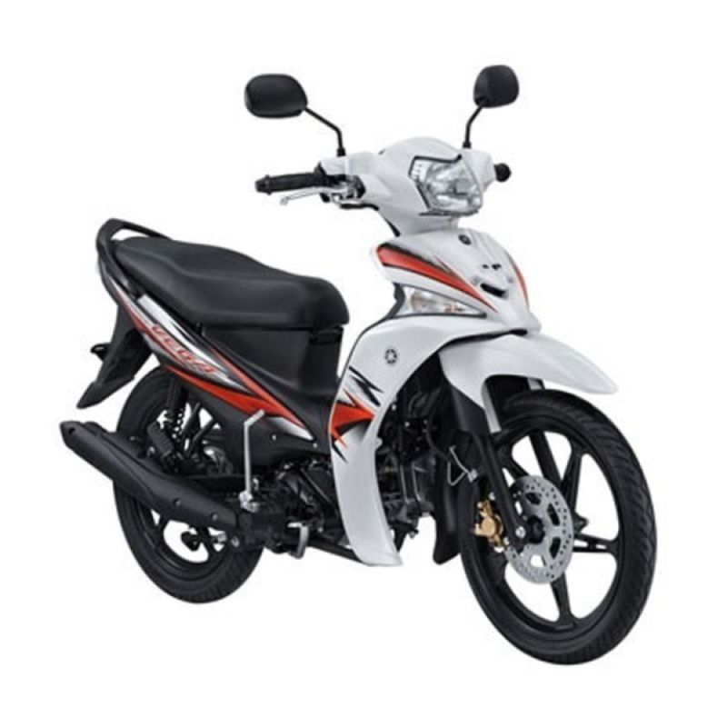 Yamaha Vega Force DB CW White Sepeda Motor [OTR Bandung]
