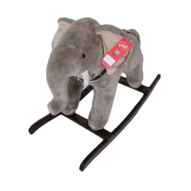 Jilsi Toys Gajah Premium Mainan Anak