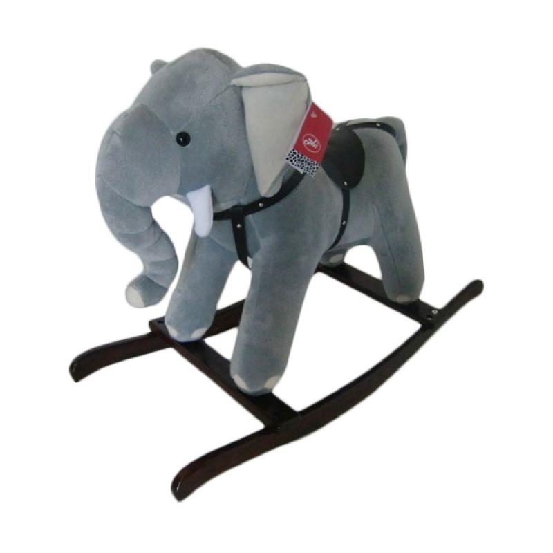 Jilsi Toys Gajah Regular Mainan Anak