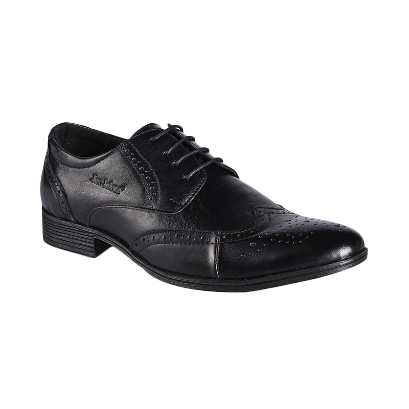 harga Jim Joker Formal Shoes Tokyo 2F Sepatu Pria - Black Blibli.com