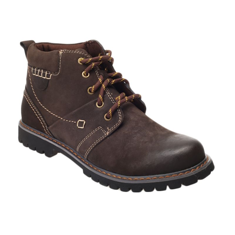 Jim Joker Pices 10B Brown Casual Boot