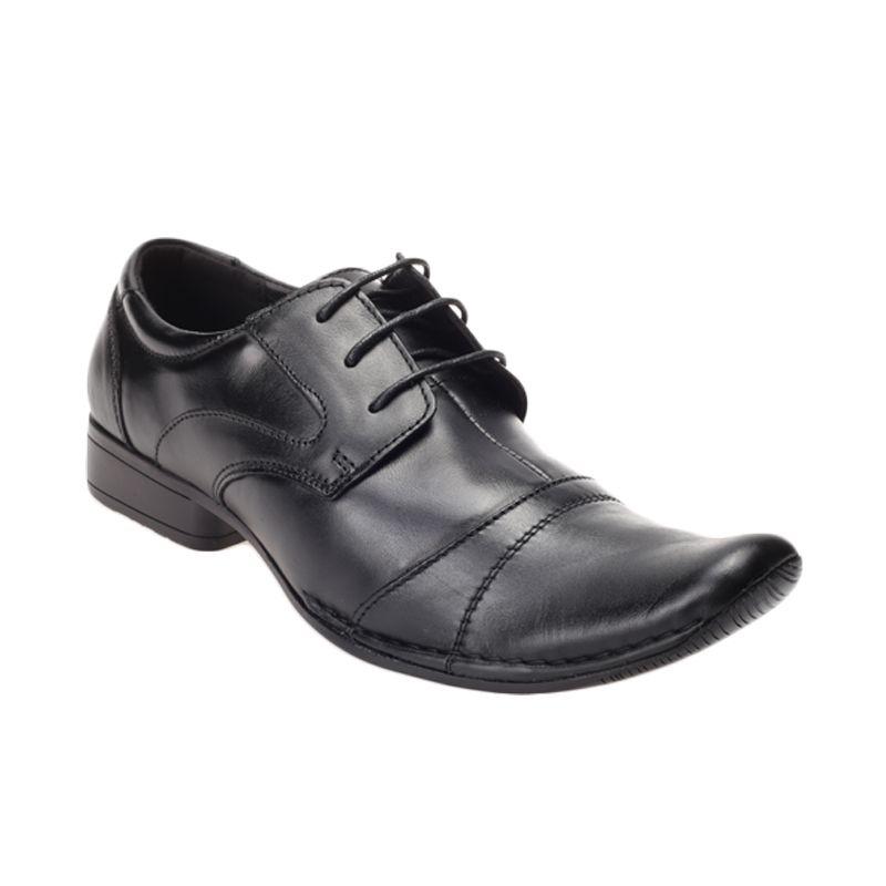 Jim Joker Spain 05 Black Formal Shoes