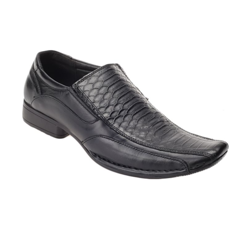Jim Joker Spain 06 Black Formal Shoes