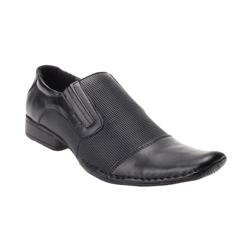 Jim Joker Spain 08 Black Formal Shoes