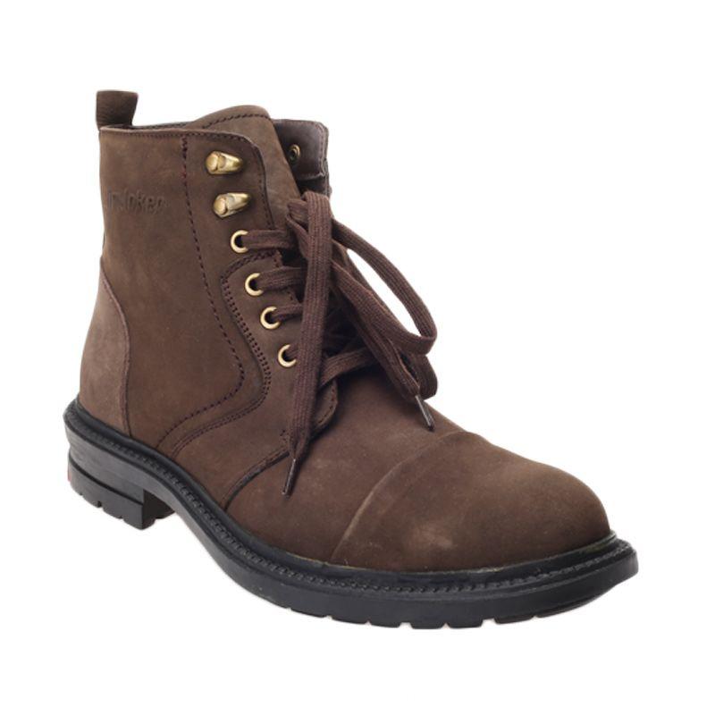 Jim Joker Texas 4B Coffee Casual Boot