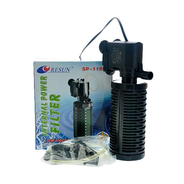 harga Jirifarm hidroponik 09282 Resun SP-1100L Pompa + filter Aquarium Internal Filter Aquarium 500L/h Blibli.com