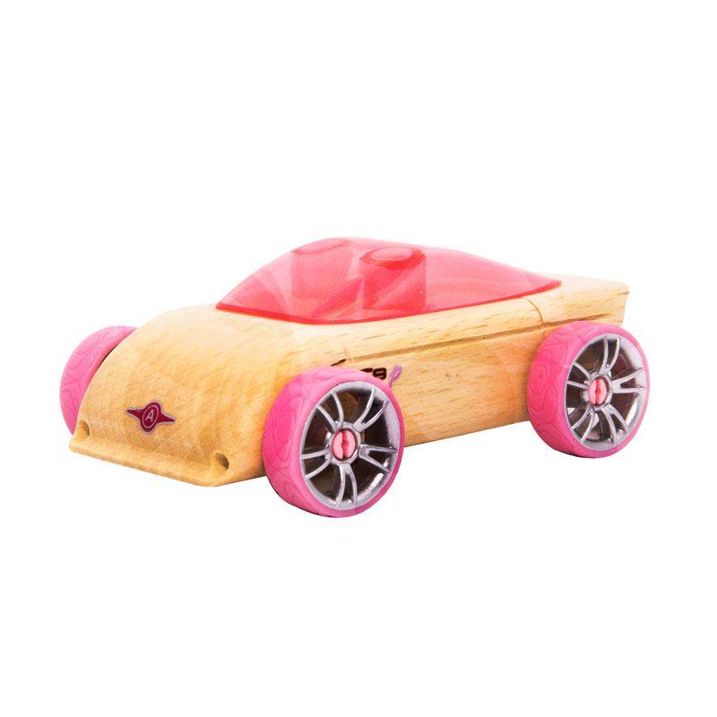 'Lego' Automoblox - C9 Sport Car Pink
