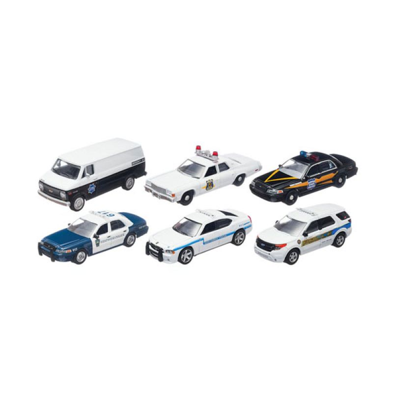 Greenlight Die Cast Hot Pursuit Series 1:64 Scale