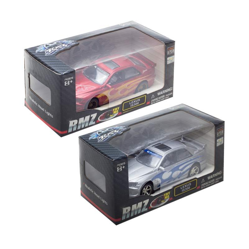 Promo Paket RMZ Diecast Lexus IS300