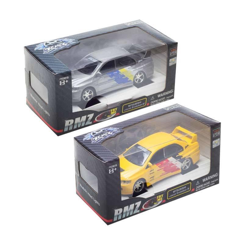 harga Promo Paket RMZ Diecast Mitshubishi Lancer Evo.9 Blibli.com