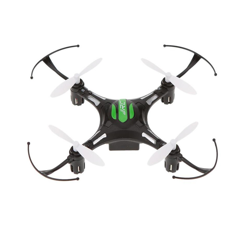 JJRC H8 Drone  Mini Headless Mode 2.4G 4CH 6 Axis RC Quadcopter RTF - Hitam