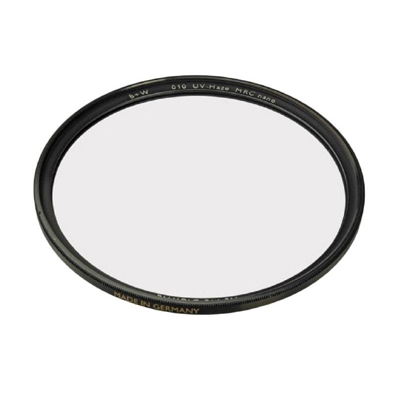 B+W UV HAZE 010M XSP MRC Nano 62mm 1066122 Bening Filter Lensa