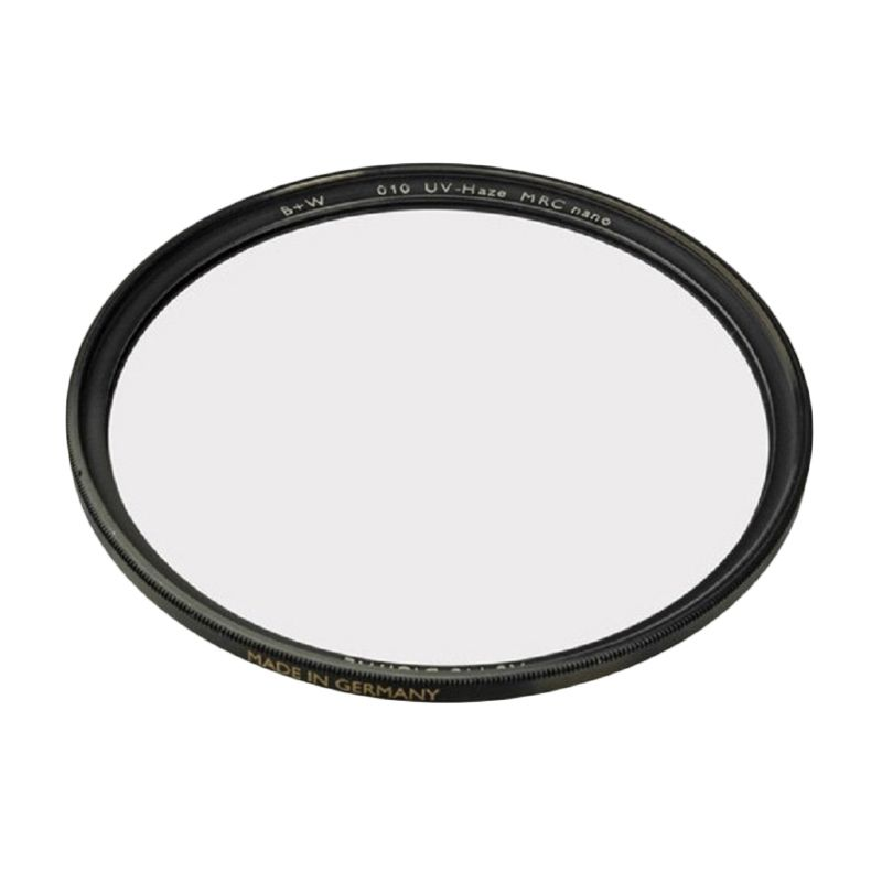 B+W UV Haze MRC Nano 010M XSP 1066120 Bening Filter Lensa [58 mm]