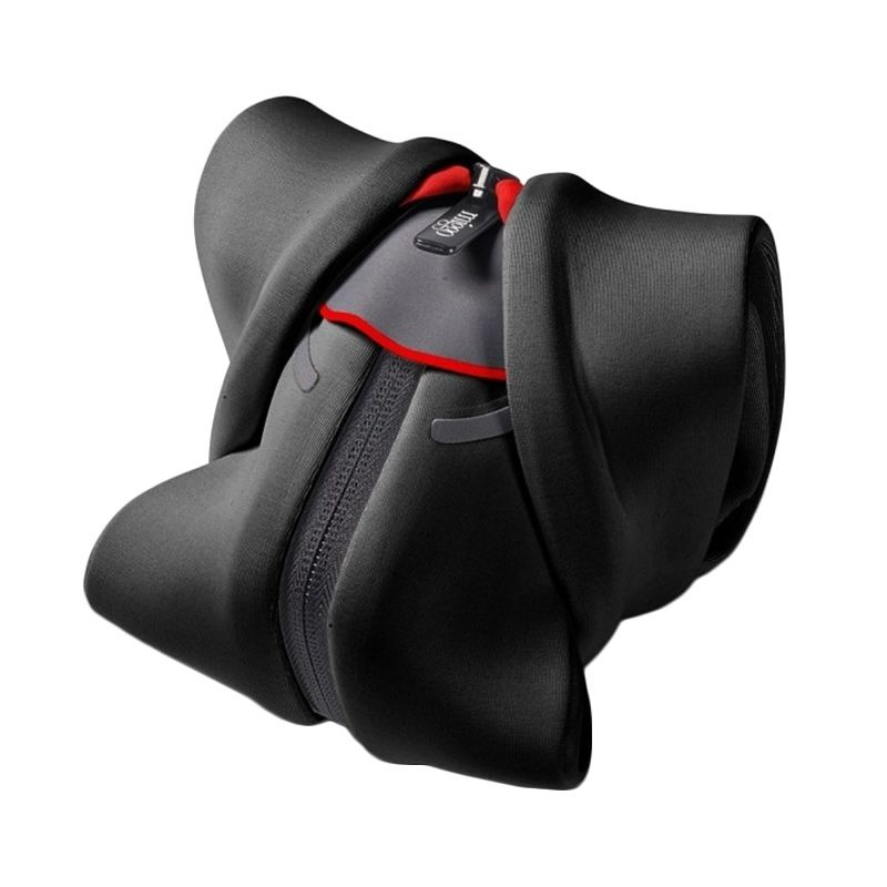 Miggo Black Red Strap And Wrap CSC For Mirrorless