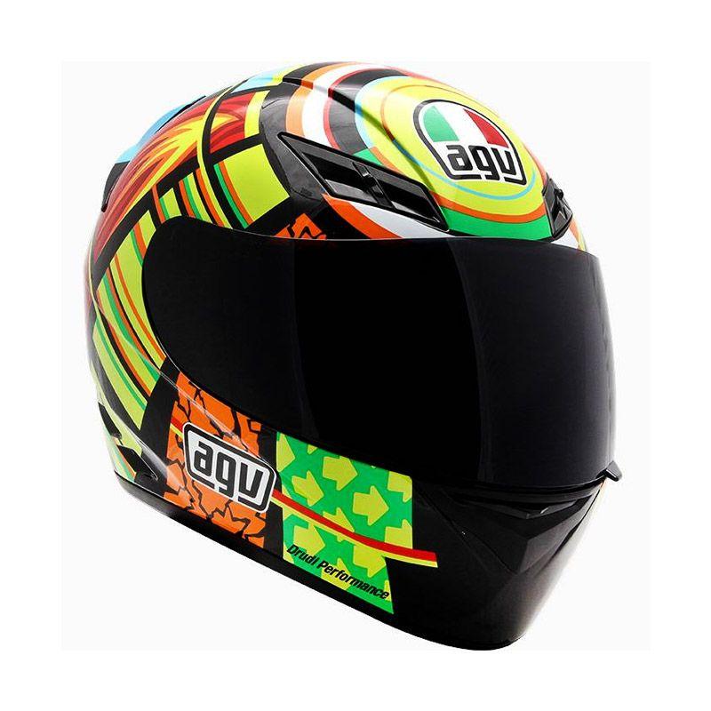 Jual Agv K3 Sv 5 Element Helm Full Face Online Februari 2021 Blibli