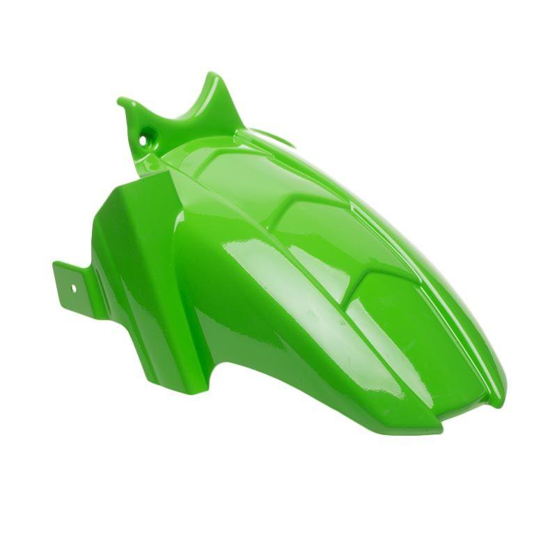Hugger Hotbodies Green for Kawasaki Ninja 250 FI Spakbor Motor