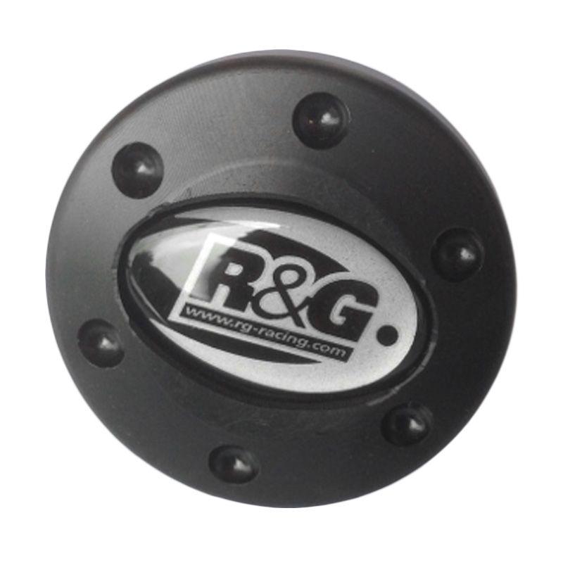harga R&G FI Upper Black Tutup Rangka Untuk Kawasaki Ninja 250 Aksesoris Motor Blibli.com