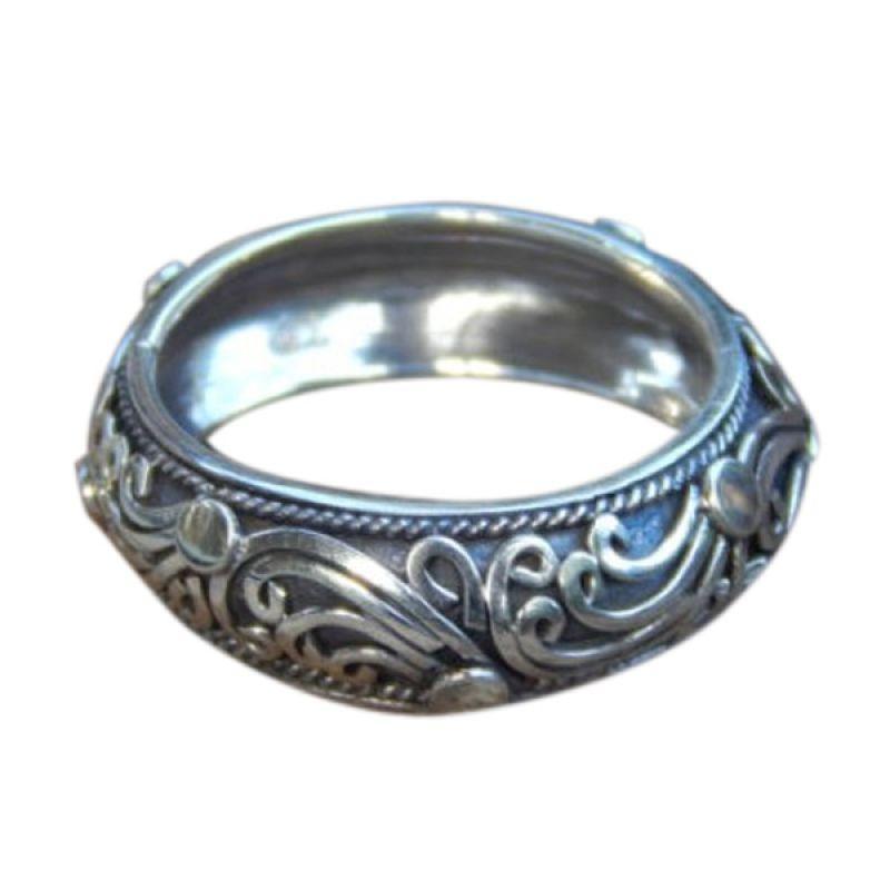 Jnanacrafts Silver Cincin Wanita