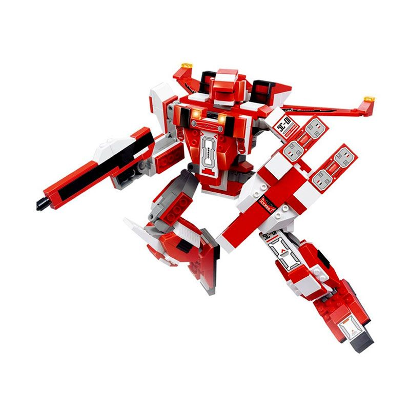 Sluban Space Flamingo M38-B0257 Mainan Anak [331 Pcs of Brick]