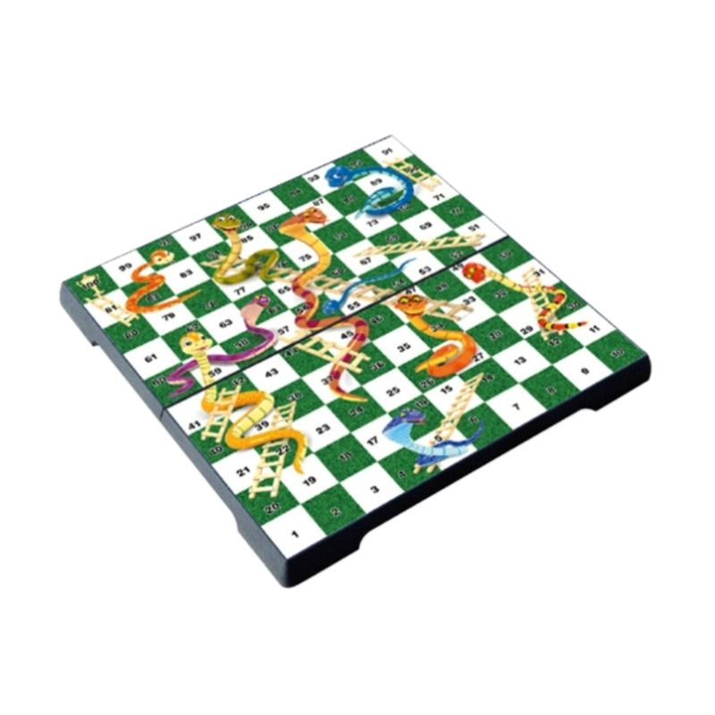 UB Magnetic Folding Ular Tangga 1550 Mainan Anak