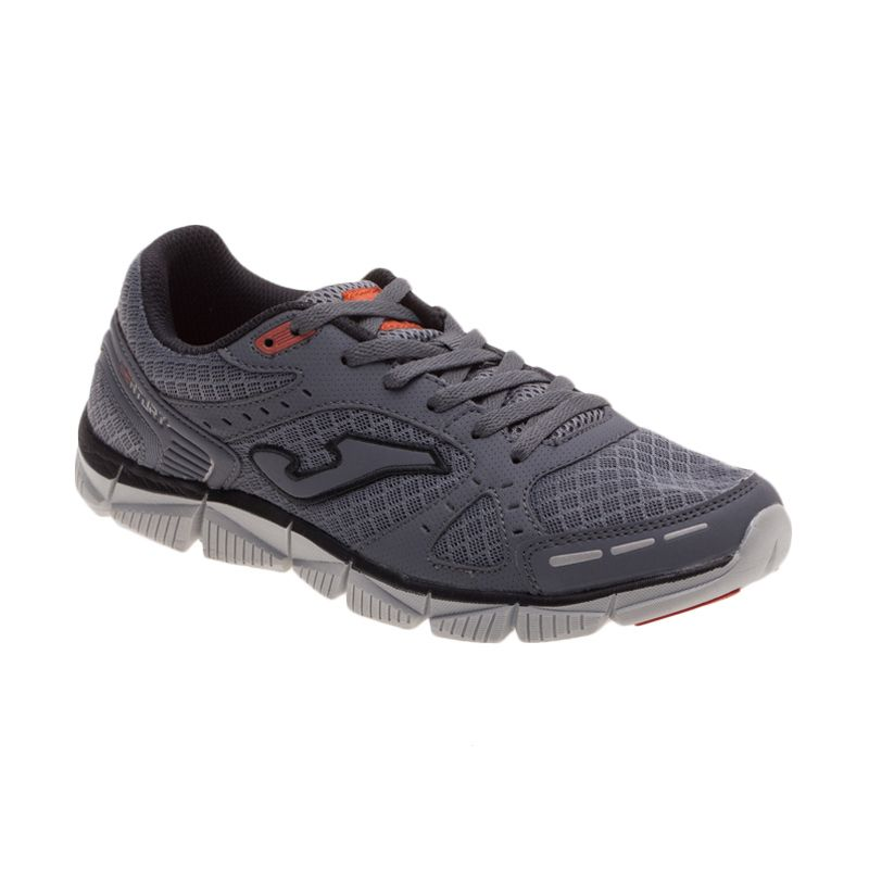 Joma Century Grey Sepatu Lari (44.0) (Grey)