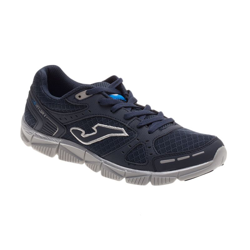 Joma Century Navy Sepatu Lari (44.0) (Navy)