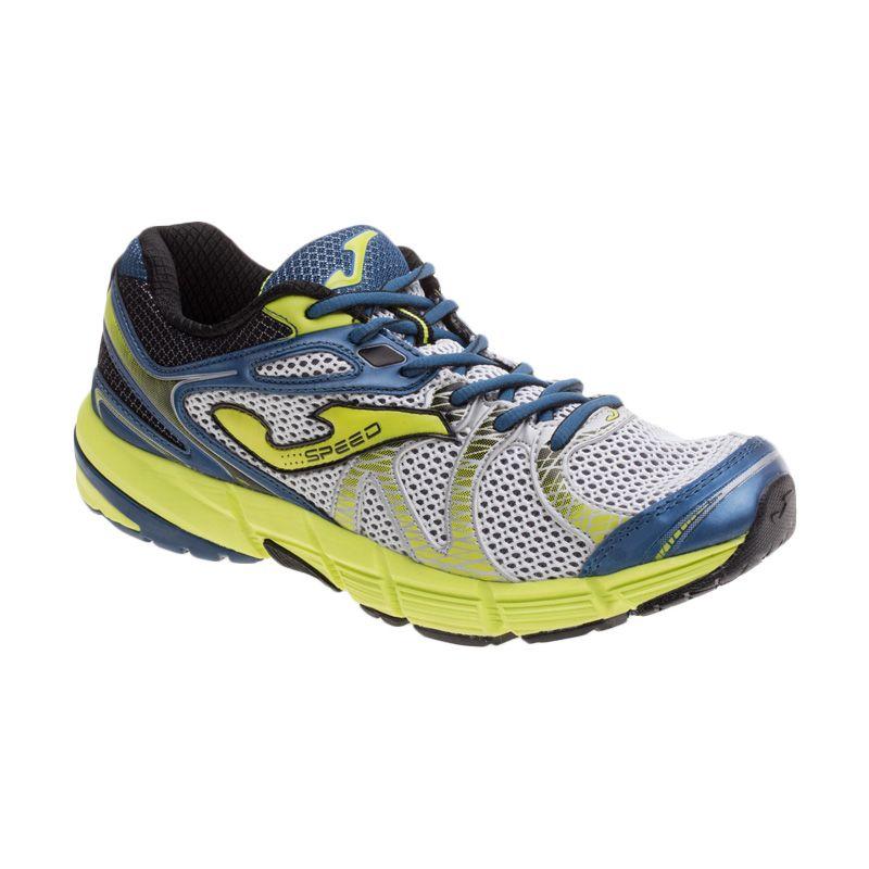 Joma R.Speed Fluor White Sepatu Lari (43.0) (Fluor White)