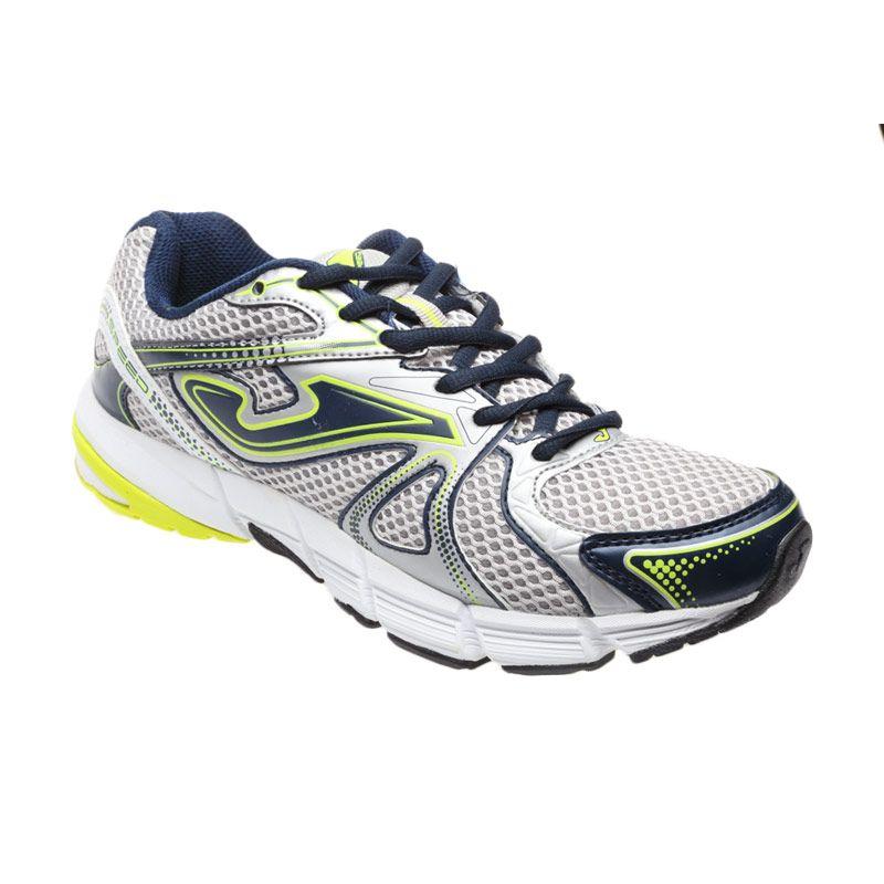 Joma Speed R.SPEEDW-402 White Sepatu Running (41.0) (White)
