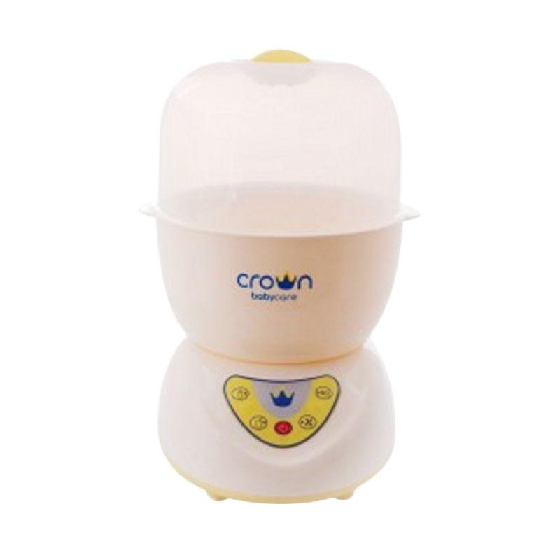 Crown Easydry Multi Steamer CR1088 Putih Sterilizer Botol Susu