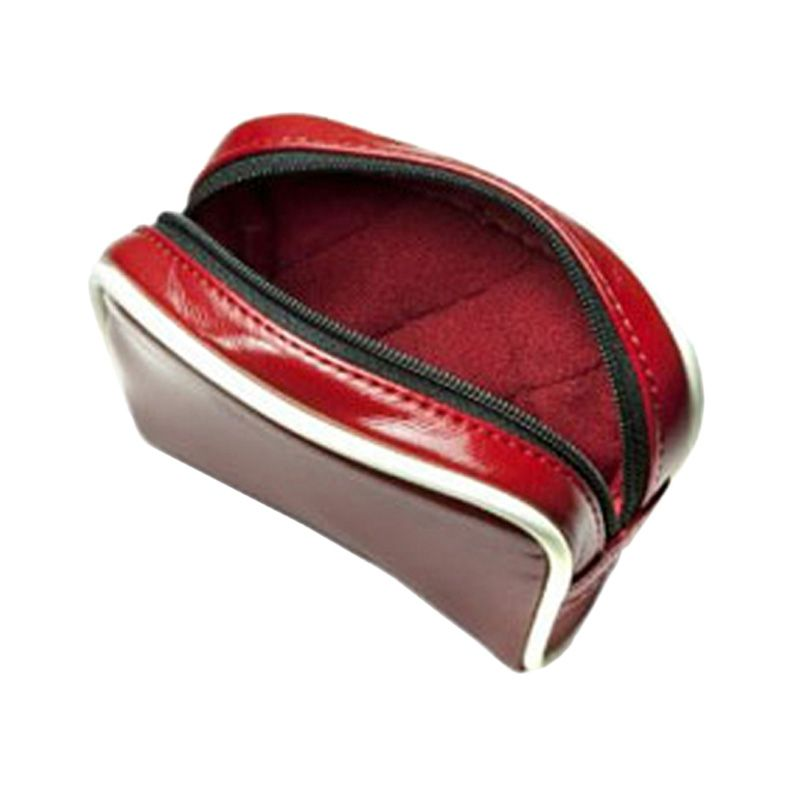 Acme Made Bowler Merah Pouch Camera