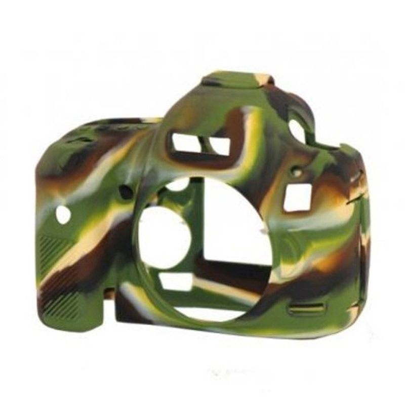 Easy Cover Silikon Army Casing for Canon EOS 5D Mark III