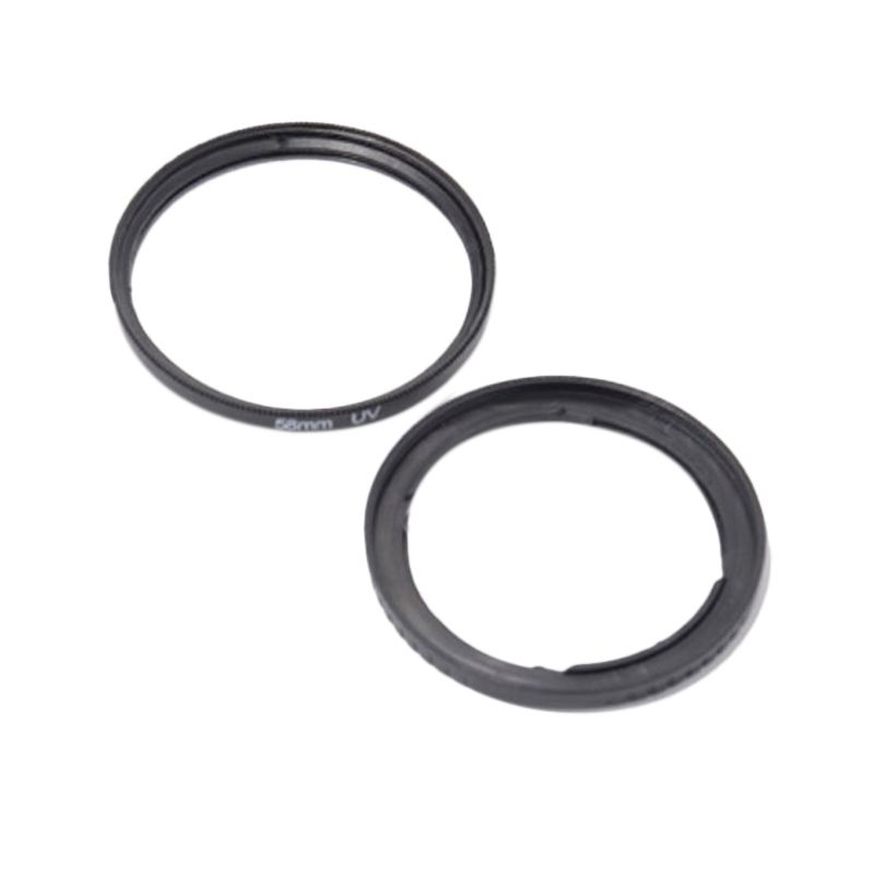 JJC FA-DC58C Filter Adapter for PowerShot G1X