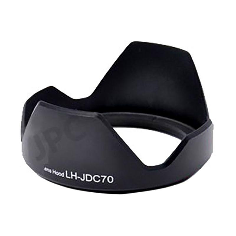 JJC High Quality LH-DC70 Lens Hood for Canon PowerShot G1 X