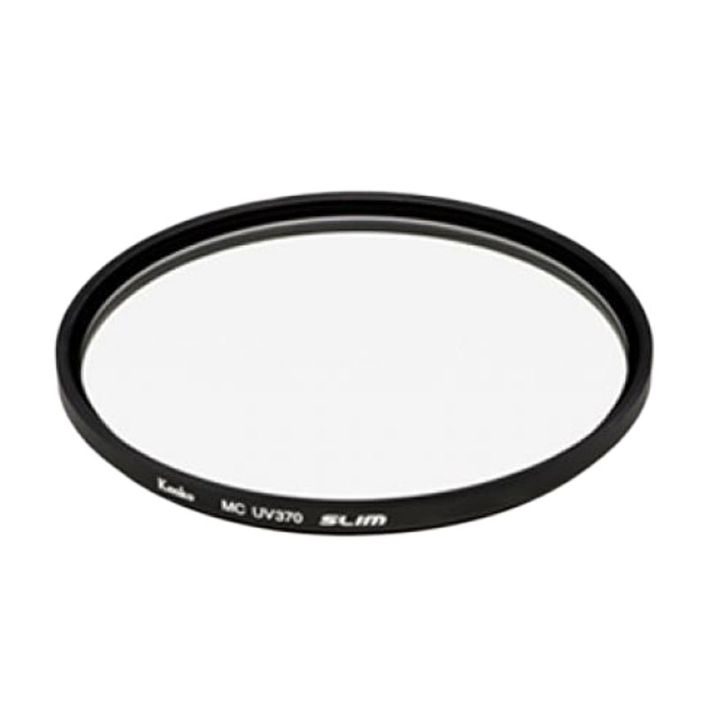 Kenko Smart MC UV370 Slim 62mm Filter Lensa Kamera