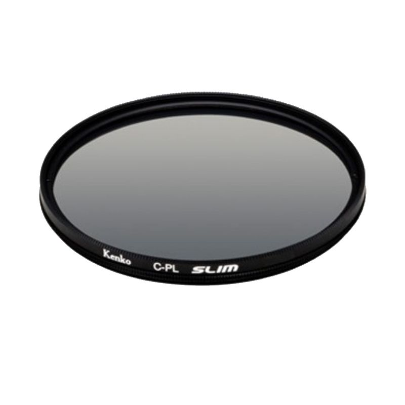 Kenko Smart CPL SLIM 72mm Filter Lensa