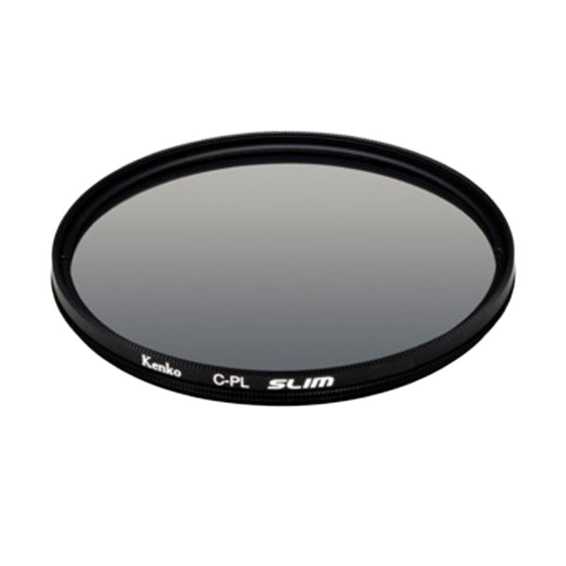 Kenko Smart CPL SLIM 82mm Filter Lensa