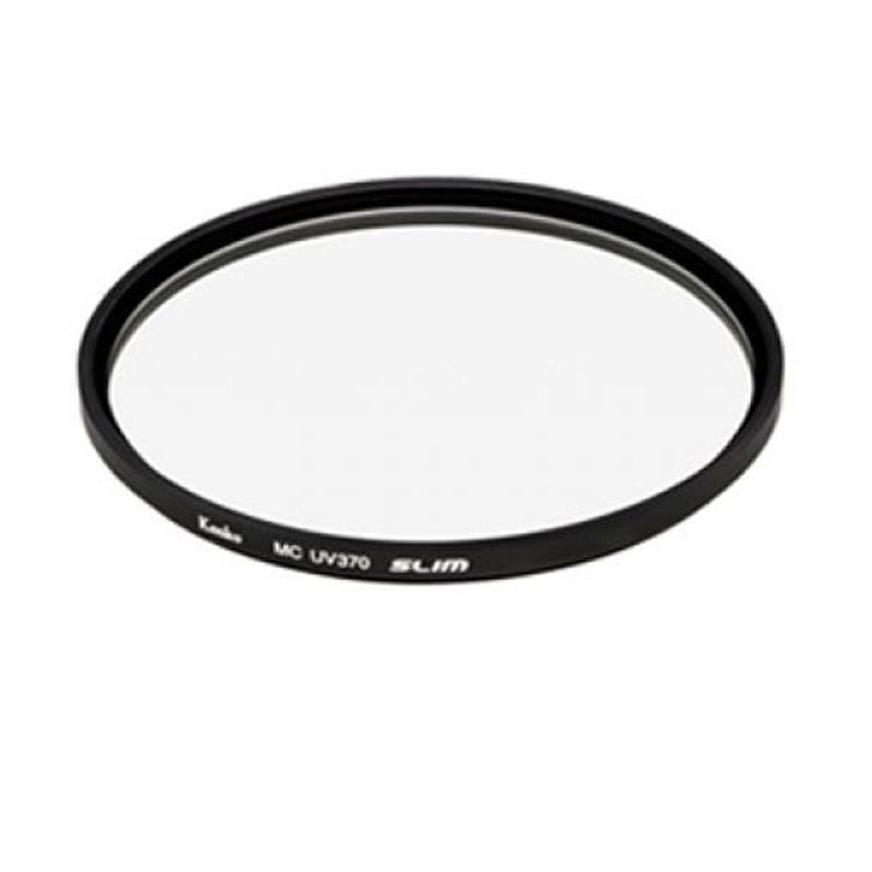 Kenko Smart MC UV370 Slim 37mm Filter Lensa Kamera