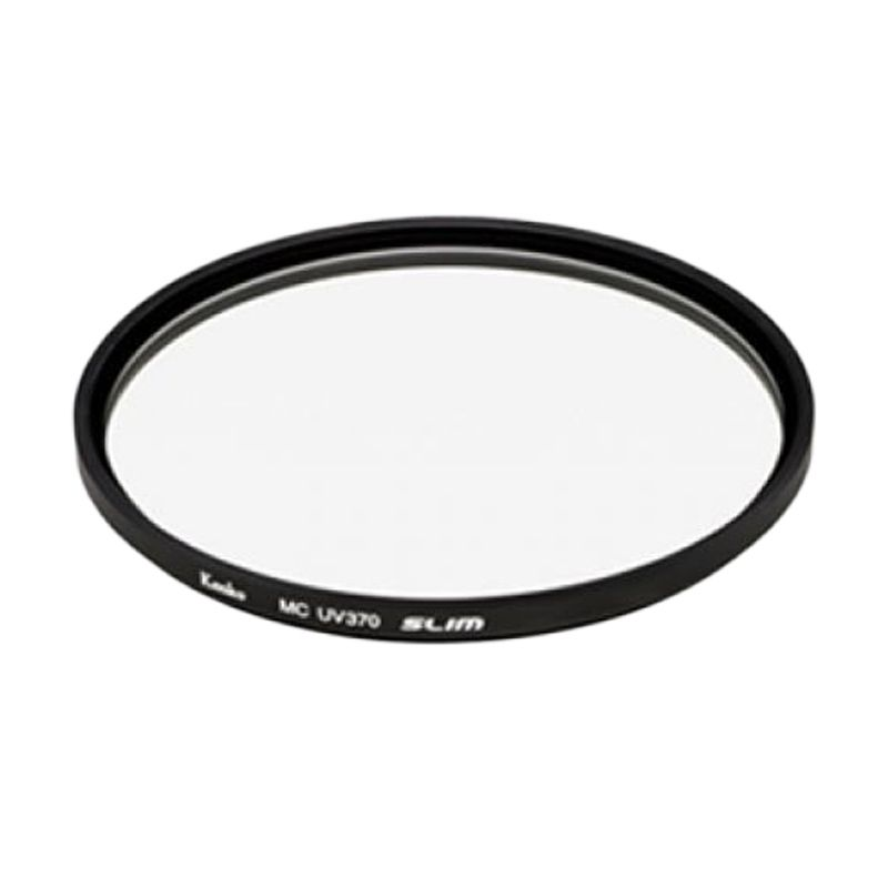 Kenko Smart MC UV370 Slim 46 mm Filter Lensa Kamera